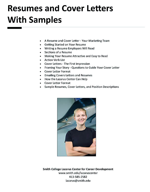 College Application Resume Cover Letter PDF Template Free Download_1