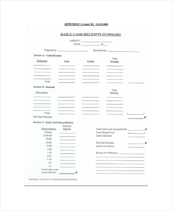 Collection Receipt Template Travel Agent Commission Invoice