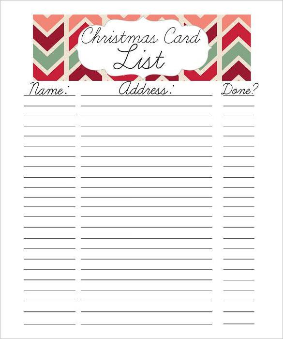 24 christmas wish list template to fill out by everyone