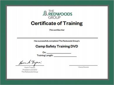 Free training certificate template and designing one yourself for easy potty trained certificate template yadclub Images