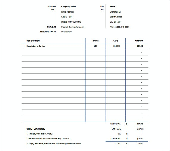 Download Receipts Excel Downloadable Invoice Template Invoice Tracker Excel with M6 Toll Receipt Word Excel Invoicing Templates Delivery Receipt Template