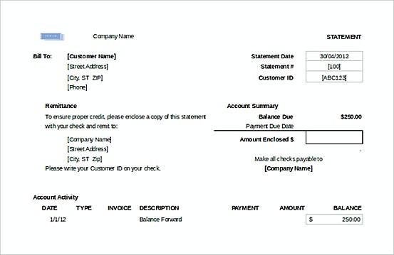 Invoice templatess Excel