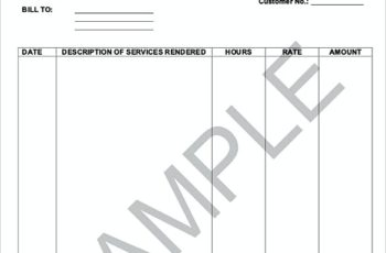 Roofing Service Invoice templates