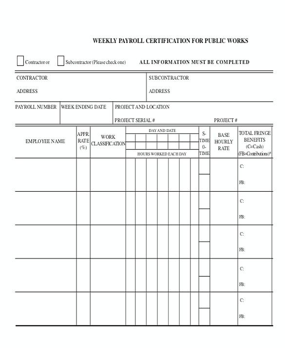 Custom Invoice Format Payroll Template Word On Micros