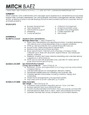 Clinic Manager Resume