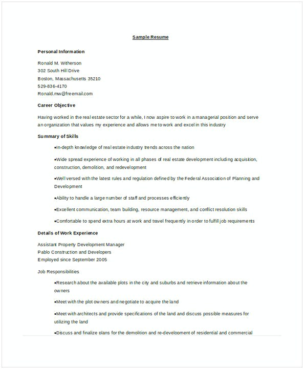 Property-Development-Manager-Resume Vendor Job Description Letter Templates on vendor reference letter, vendor recommendation letter, vendor request letter, vendor appointment letter, vendor information letter, vendor performance scorecard, health fair invitation template, vendor rejection letter, vendor registration letter, purchase requisition template, vendor termination letter, vendor thank you letter,