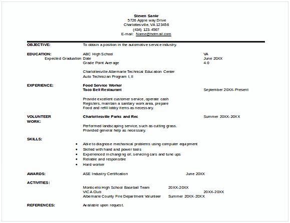 car sales manager resume
