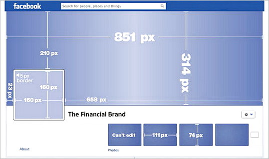 Amazing Facebook Banner Size templates