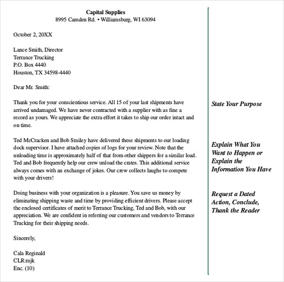 Business Letters For Busy People templates