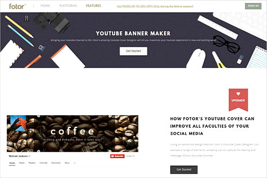 Fully Editable Banner Maker templates