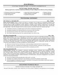 data analyst resume sample template