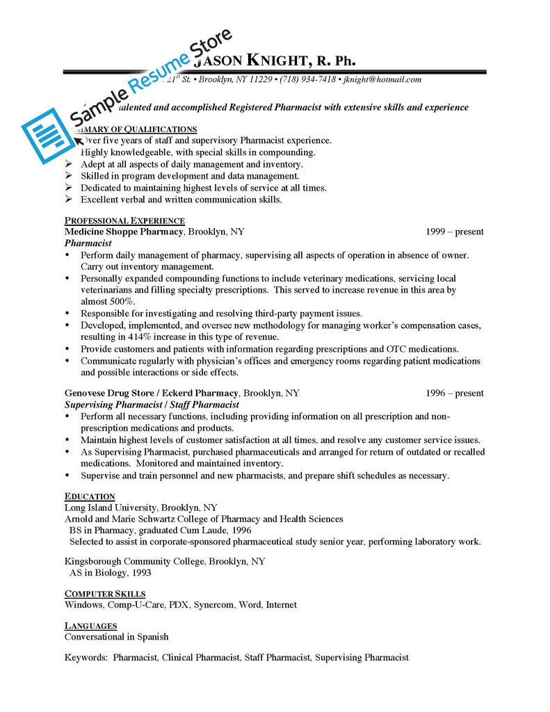 time management resume