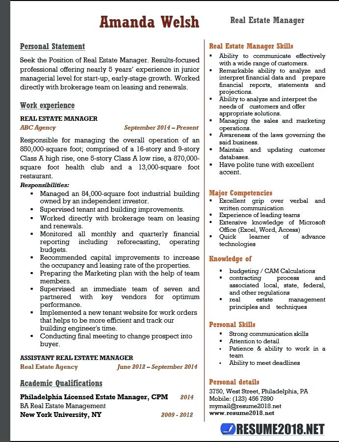 quality manager resume objective examples