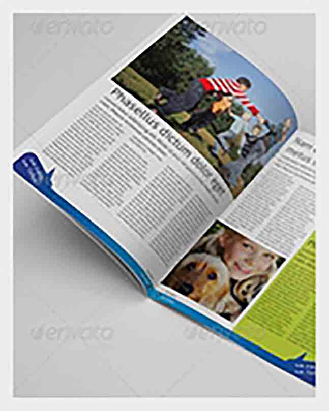 Amazing Indesign Kids Newspaper templatess 8