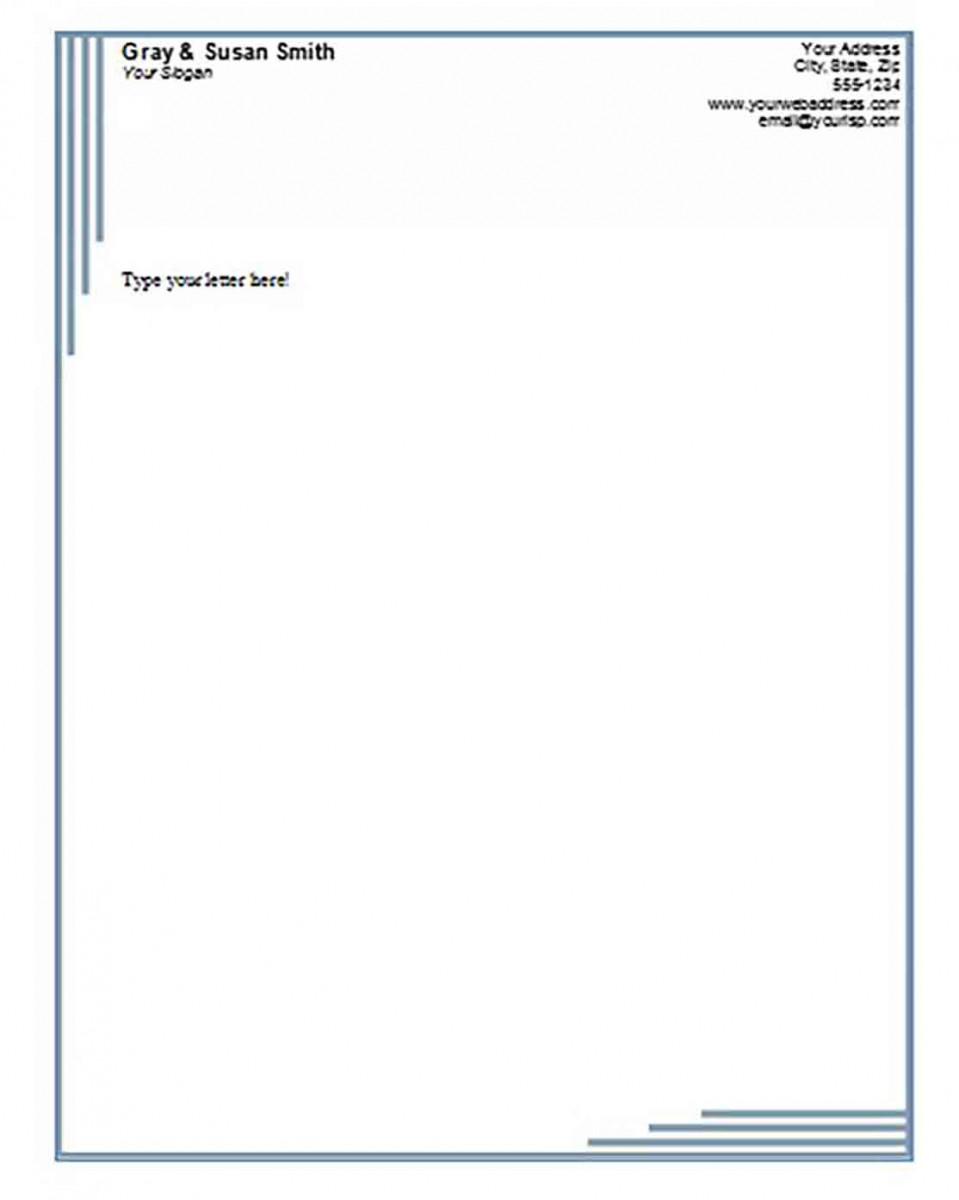 Business Letterhead templates 1