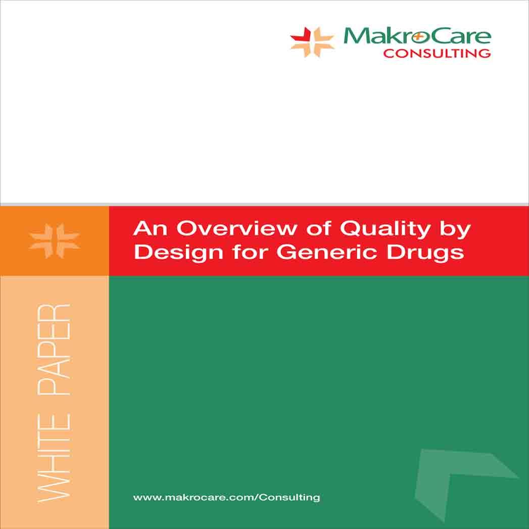 Generic Drugs White Paper 1