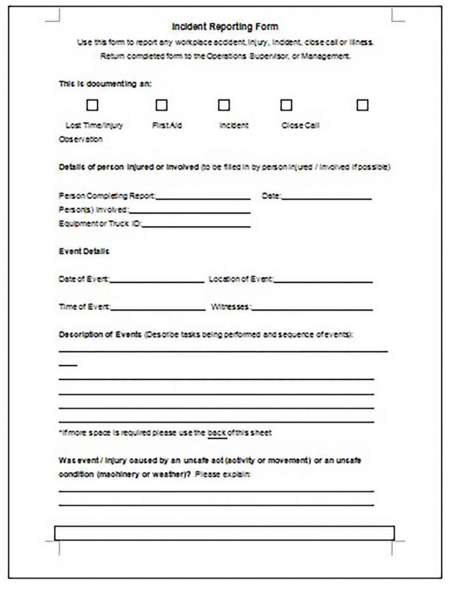 Incident Reporting Form1