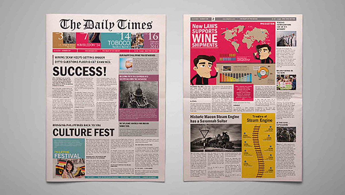 Newspaper templates1