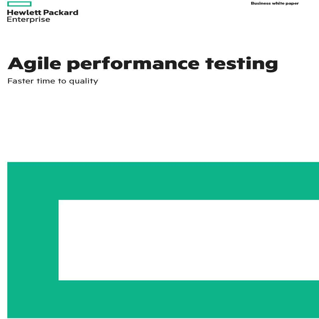 Performance Testing White Paper 1