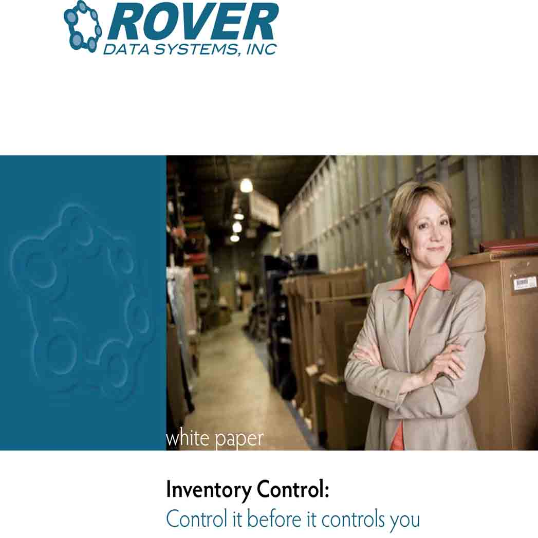 Product Control White Paper 1