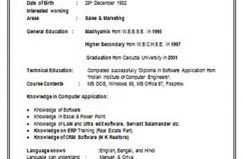Resume templatess for Graduate Students