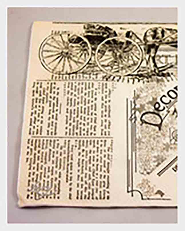 Vintage Style Old Newspaper templates 1