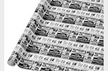Wrapping Old Newspaper templates 1